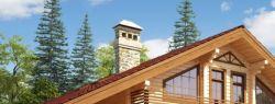 Преимущества элитного деревянного дома