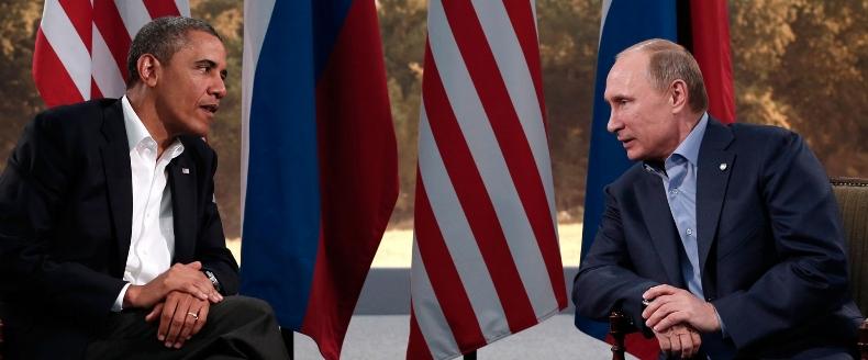 Российско-американские отношения — как у Горького — на дне