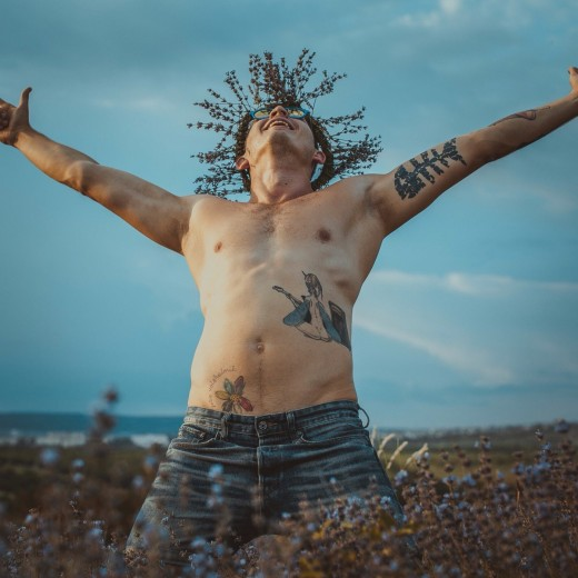 9 самых «забитых» отечественных звезд, от tattookiev.org