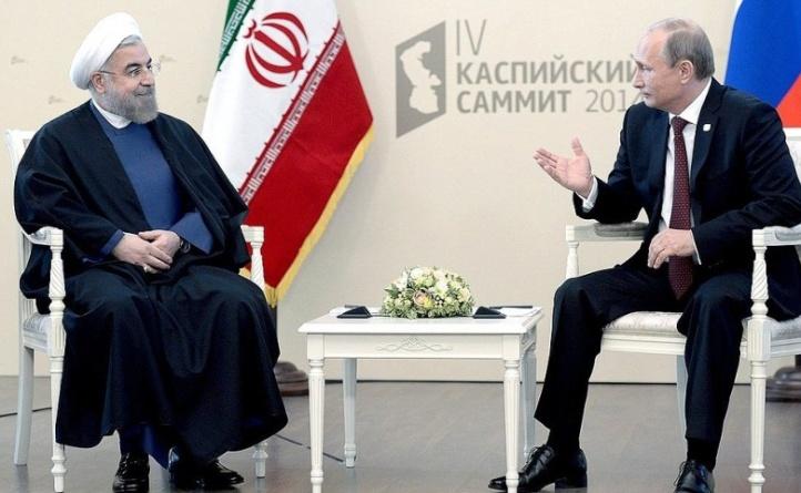 Иран попал в полностью зависимость от Путина