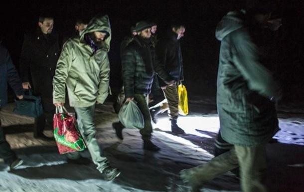 Киев и сепаратисты обменялись списками пленных