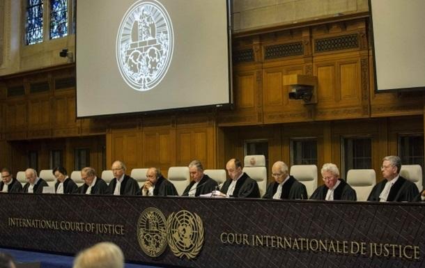 Суд Гааги рассмотрит иск Украины против РФ 6 марта