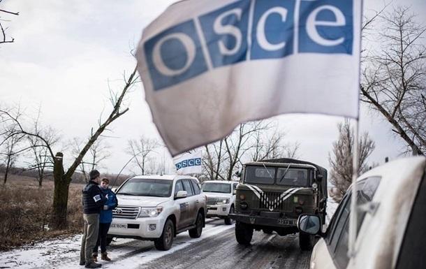 ОБСЕ: Число обстрелов на Донбассе достигло тысячи