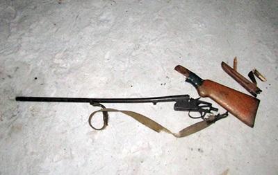 На Хмельнитчине пьяный с ружьем пытался поджечь сельсовет