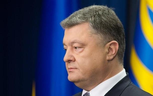 Порошенко уволил чиновника, поссорившегося с ним в Одессе