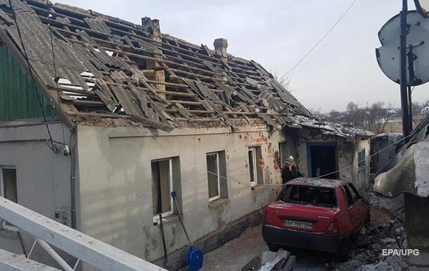 В Авдеевке не смогли восстановить электричество