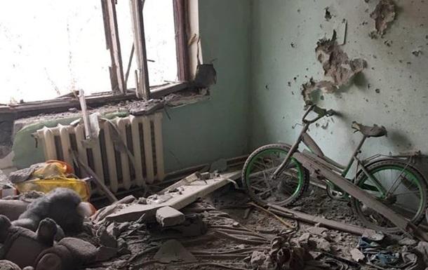 Аброськин: В Авдеевке обстреляли жилой дом