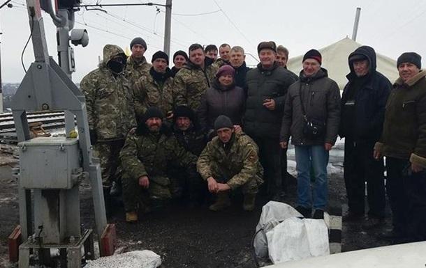 Нардеп ударил полицейского в Донецкой области