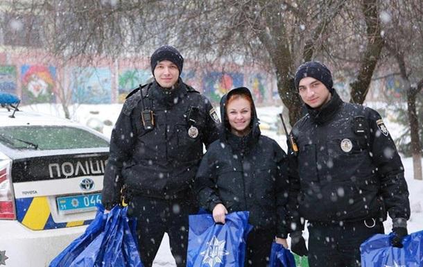 Швеция поможет Украине с образцовыми полицейскими участками