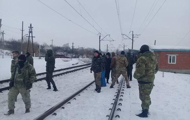 Укрзализныця: Блокада Донбасса стоила 40 миллионов