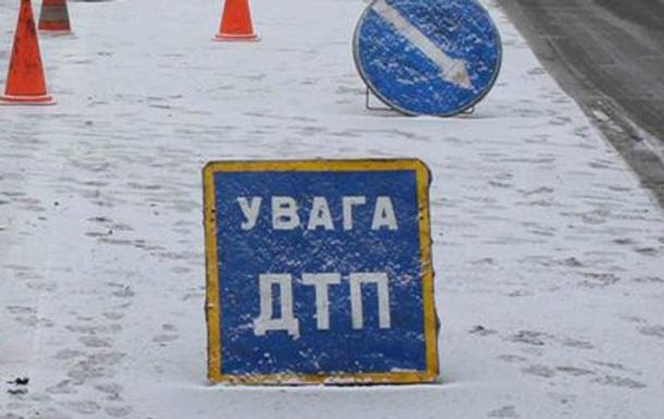 В Киевской области шесть человек пострадали в ДТП