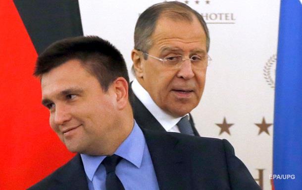 Лавров: не собираюсь взывать к совести Климкина