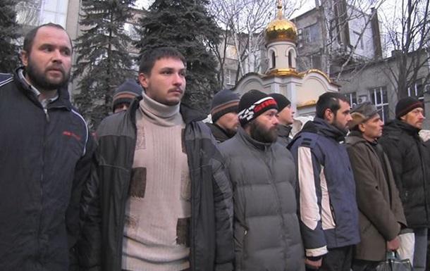 Пленных бойцов держат в Макеевке — Геращенко