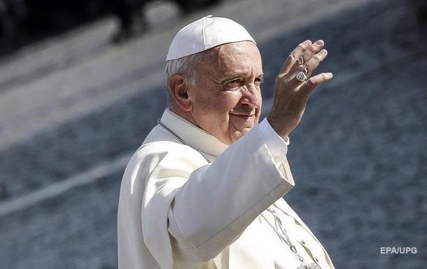 Ватикан пообещал финансовую помощь Авдеевке