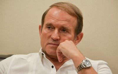 Медведчук: Закупка антрацита за границей опустошит казну
