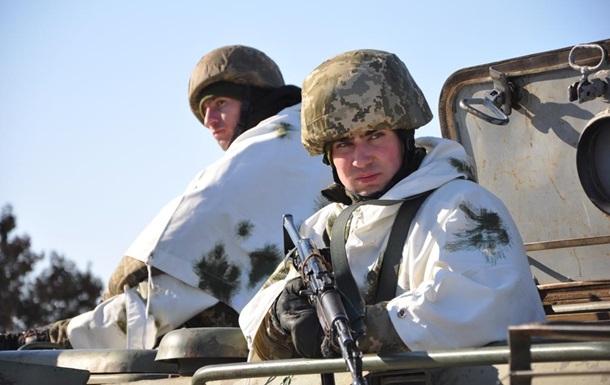 Украинские военные понесли потери в зоне АТО – штаб