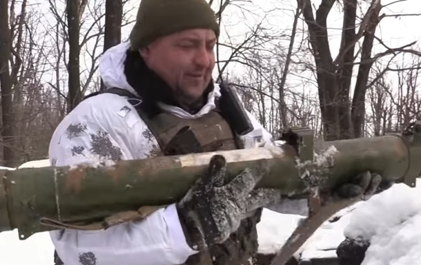 Военные заняли новые позиции возле Донецка
