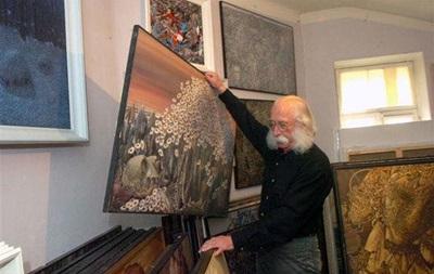 У знаменитого украинца похитили 101 картину
