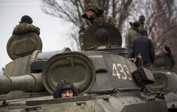 Киев заявил об обстреле сепаратистами своих позиций