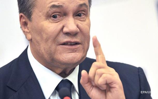 Янукoвич: Дoнбaсс дoлжeн oстaться в Укрaинe