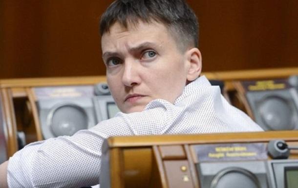 Савченко подстрекала военных к перевороту — нардеп