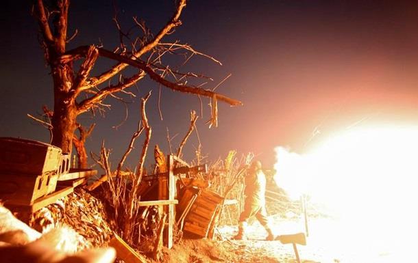 Военные заявили об обстреле позиций у Авдеевки