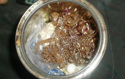 Пограничники обнаружили более килограмма золота