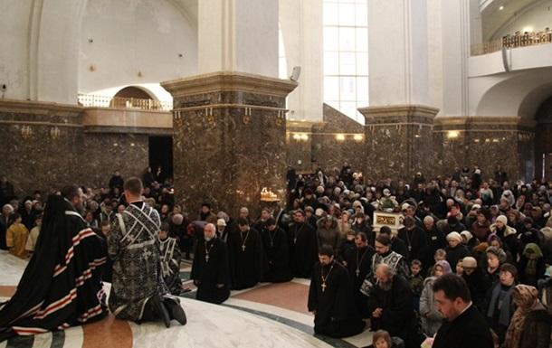 Сегодня в Украине отмечают Прощенное воскресенье