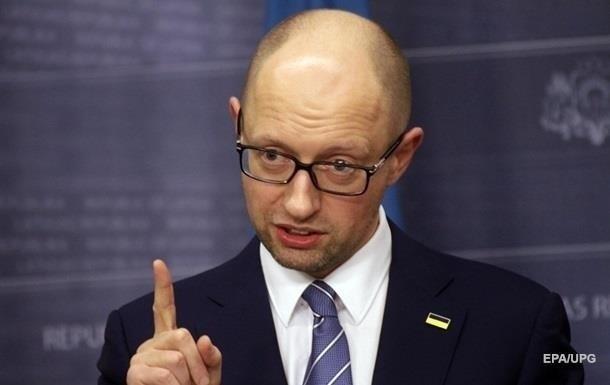 Яценюк: Главой НБУ быть не собираюсь