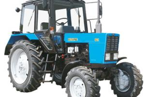 Трактор МТЗ 82.1 Беларус: описание, технические характеристики