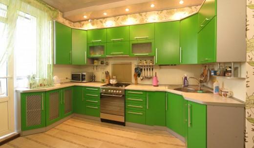 Удобный и практичный вариант для кухни