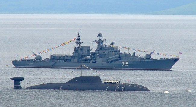Американский военный эксперт о состоянии российского военно-морского флота