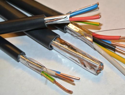 Классификация силовых кабелей по используемой изоляции
