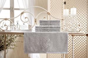 Элитные махровые полотенца