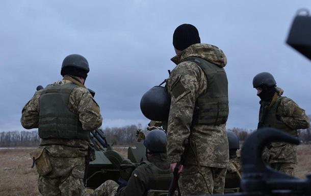 Штаб подтвердил гибель двух военных в зоне АТО