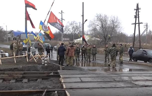 Аваков показал видео штурма блокады на Донбассе