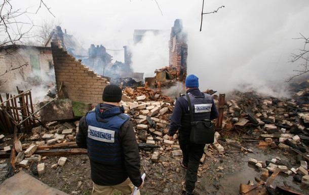 В ОБСЕ заявили о похоронных машинах на границе