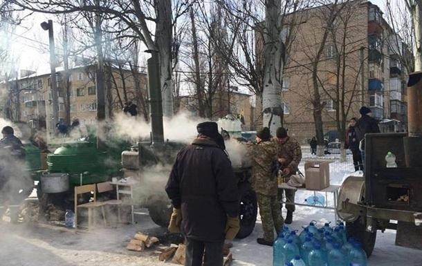 В Авдеевке критическая ситуация с водой