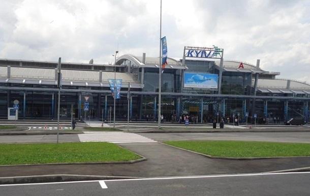 Аэропорт Киев закроют на десять дней