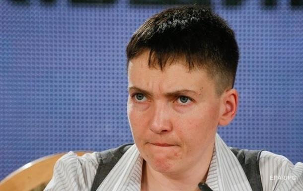 Савченко: В ДНР попала в результате спецоперации