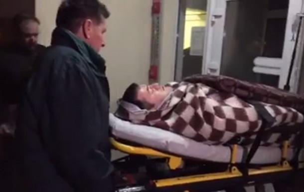 Насирову вручили подозрение в больнице «Феофания»