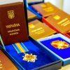 Порошенко наградил героев АТО, 26 — посмертно