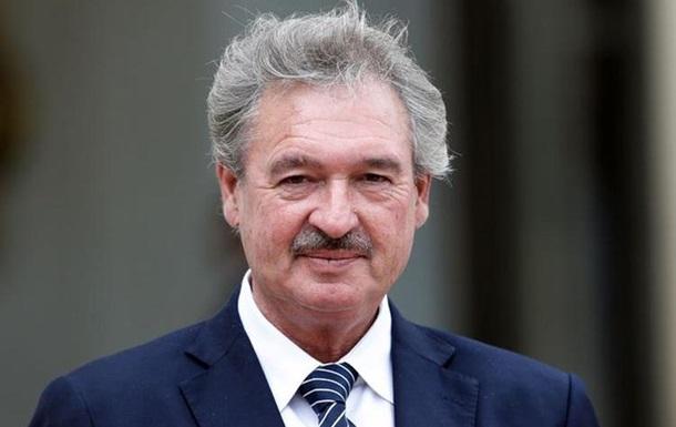 Глава МИД Люксембурга посетит зону АТО