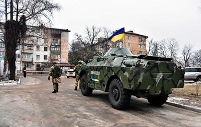 В зоне АТО возросла угроза терактов − штаб