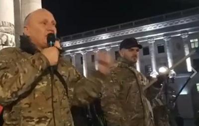 Блокада Донбасса. На Майдане собираются активисты