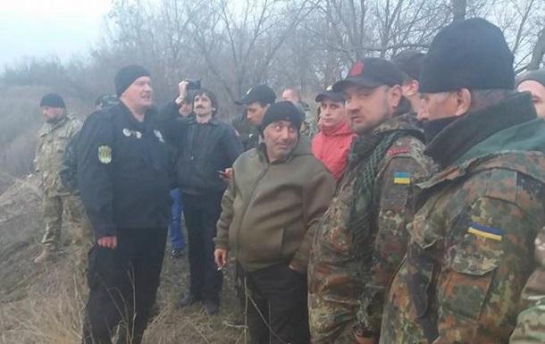 Блокадчики заявили о новом конфликте с полицией