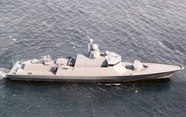 В Крыму построят три ракетных корабля