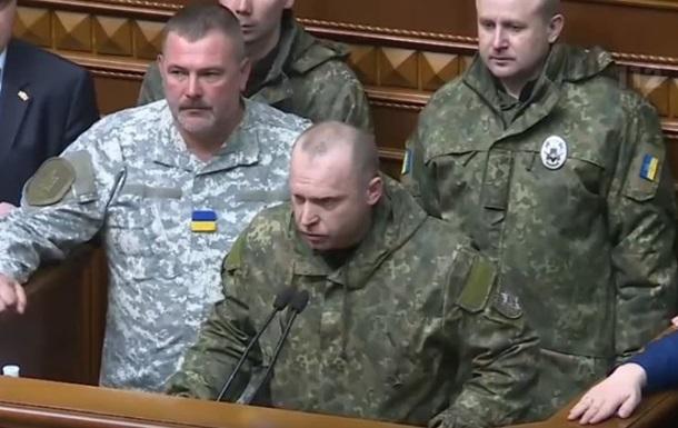 Награжденный полковник рассказал о встречах с Ходаковским