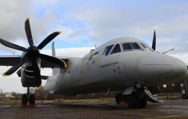 «Антонов» показал новое видео с Ан-132D