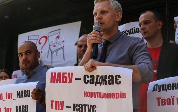 Общественный антикоррупционер заработал больше Порошенко